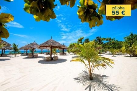 Dovolenka  - Zanzibar - Diamonds La Gemma Dell'est