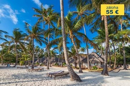 Diamonds Mapenzi Beach Club Zanzibar Severový