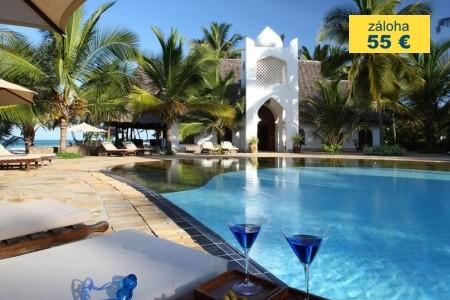 Dovolenka  - Zanzibar - Sultan Sands Island Resort Zanzibar Severovýchodné Pobrežie