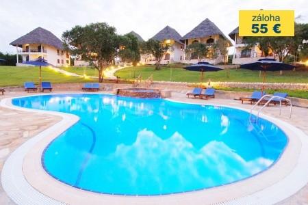 Bluebay Beach Resort Zanzibar Severovýchodné
