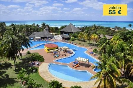 Dovolenka  - Kuba - Hotel Tuxpan, Varadero