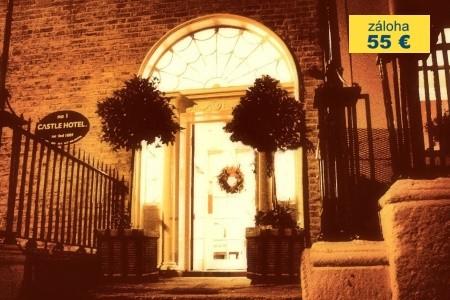 Dovolenka  - Írsko - Castle Hotel