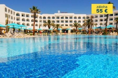 Dovolenka  - Tunisko - Hotel Vincci Nozha Beach