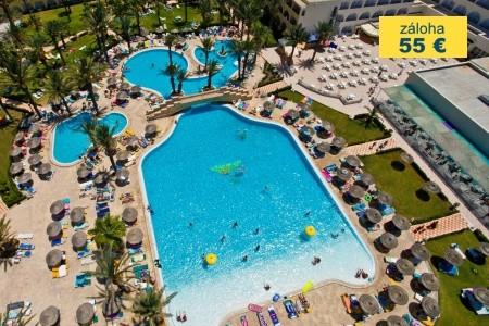 Dovolenka  - Tunisko - Houda Golf And Beach