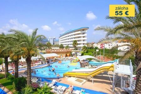 Dovolenka  - Turecko - Crystal Admiral Resort Suites & Spa