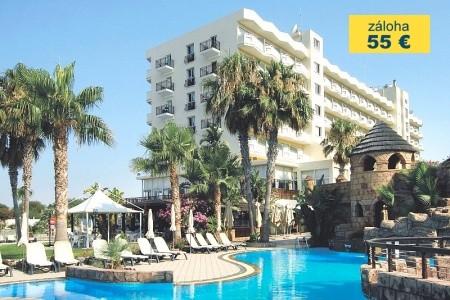 Dovolenka  - Cyprus - Lordos Beach Hotel