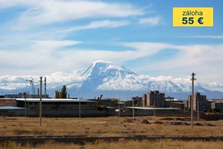 Dovolenka  - Arménsko - GRUZIE A ARMÉNIE