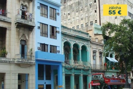 Dovolenka  - Kuba - Sercotel Caribbean