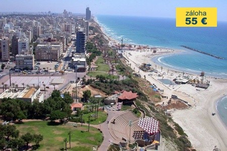 Dovolenka  - Izrael - Mizpe Yam (Boutique) Hotel, Netanya