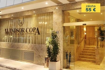 Dovolenka  - Brazília - Hotel Windsor Copa, Rio De Janeiro