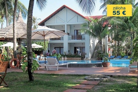 Dovolenka  - Vietnam - Canary Resort, Phan Thiet