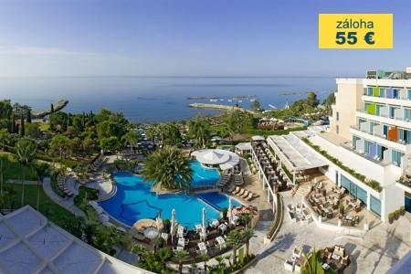 Dovolenka  - Cyprus - Mediterranean Beach