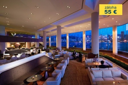 Dovolenka  - Hongkong - Intercontinental Grand Stanford, Hongkong