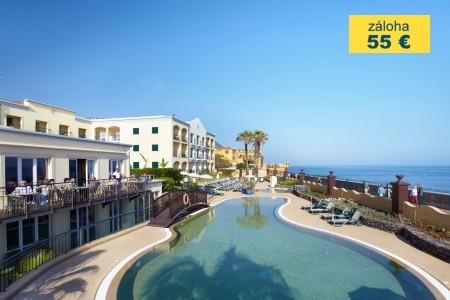 Dovolenka  - Madeira - Porto Santa Maria (Jen Pro Dospělé)