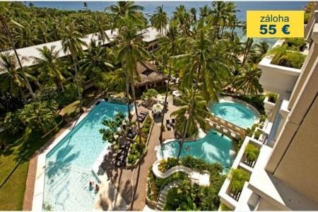Dovolenka  - Filipíny - Costabella Tropical Beach