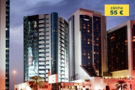 Crowne Plaza Sheikh Zayed Road