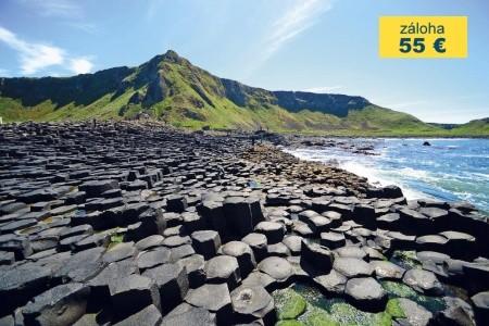 Dovolenka  - Írsko - Nepoznaná krása Severního Irska