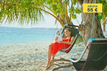 Dovolenka  - Maldivy - Holiday Island