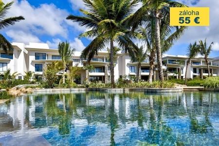 Dovolenka  - Maurícius - Radisson Blu Azuri Resort