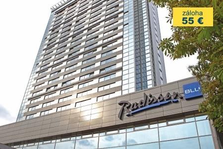 Dovolenka  - Lotyšsko - Radisson Blu Hotel Latvija