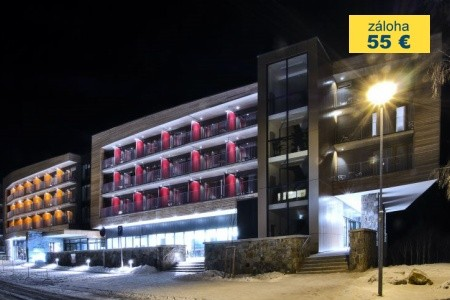 Dovolenka  - Česká republika - Wellness Hotel Vista