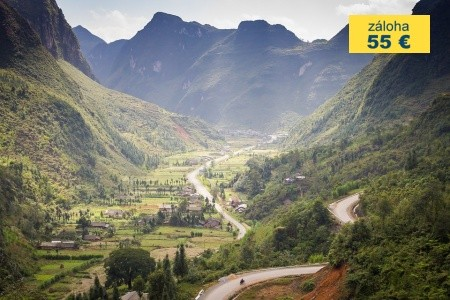 Dovolenka  - Vietnam - Po stopách divů světa