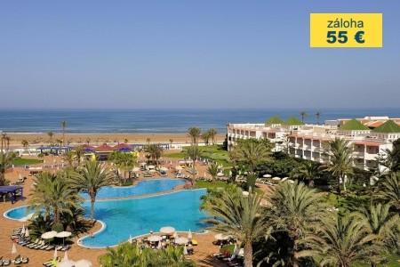 Dovolenka  - Maroko - Hotel Iberostar Founty Beach