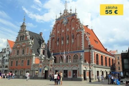 Dovolenka  - Litva - Velký okruh Pobaltím