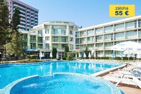 Dovolenka  - Bulharsko - Hotel Avliga Beach