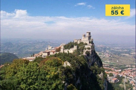 Last minute - San Marino