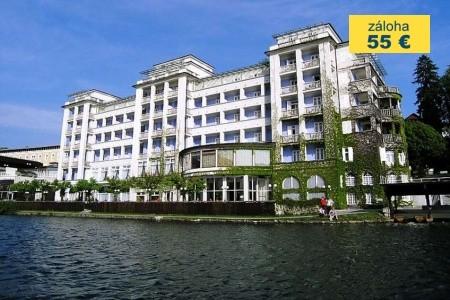Dovolenka  - Slovinsko - Grand Hotel Toplice - Small Luxury Hotels Of The World