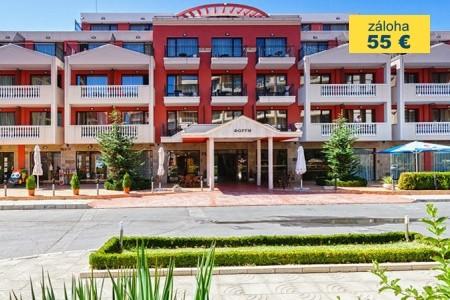 Dovolenka  - Bulharsko - Hotel Forum