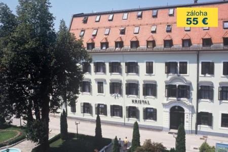 Dovolenka  - Slovinsko - Hotel Kristal - Terme Krka