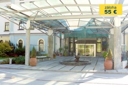 Dovolenka  - Slovinsko - Hotel Zdravilišče - Thermana Laško