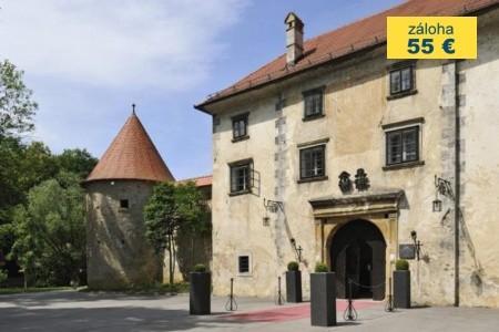 Dovolenka  - Slovinsko - Hotel Grad Otočec - Relais Chateaux