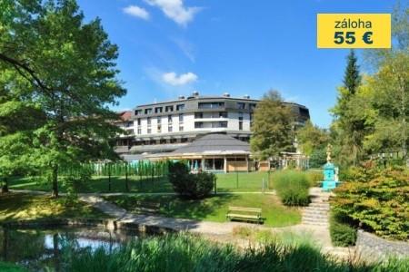 Dovolenka  - Slovinsko - Hotel Vitarium - Terme Krka