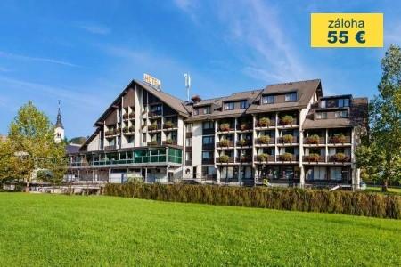 Dovolenka  - Slovinsko - Hotel Cerkno