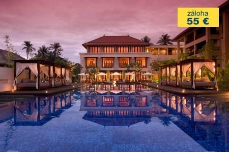 Dovolenka  - Bali - Conrad Bali