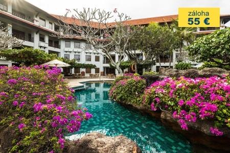 Dovolenka  - Bali - Grand Hyatt Bali