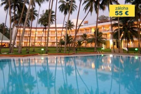 Dovolenka  - Srí Lanka - Villa Ocean View