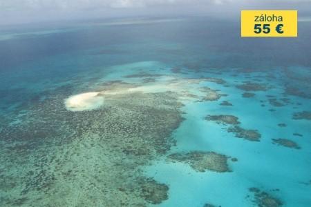 Dovolenka  - Austrália - Tropický Cairns A Velký Bariérový Útes