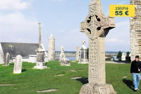 Dovolenka  - Írsko - To nejlepší z Irska s návštěvou Severního Irska