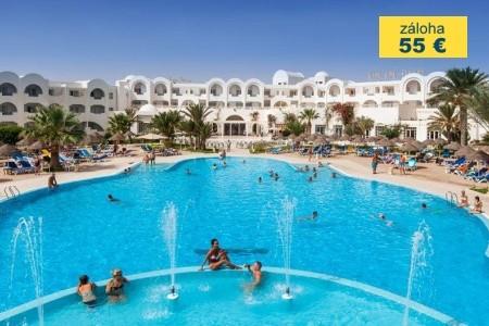 Dovolenka  - Tunisko - Palais Des Iles
