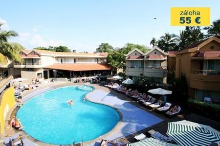Dovolenka  - India - Whispering Palms Beach Resort