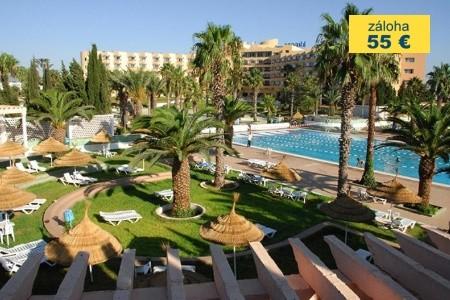 Dovolenka  - Tunisko - Kheops