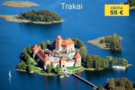 Dovolenka  - Litva - Východní Polsko a Litva