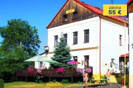 Dovolenka  - Česká republika - Hotel Jef
