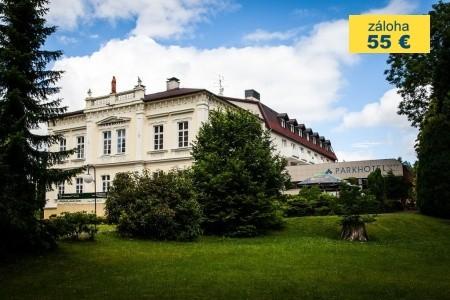 Dovolenka  - Česká republika - Wellness A Balneo Parkhotel Morris
