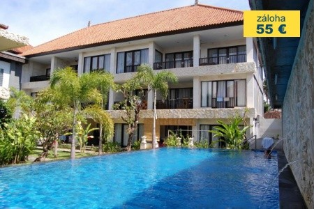 Dovolenka  - Bali - Taman Agung Sanur