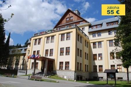 Dovolenka  - Česká republika - Hotel Vz Bedřichov